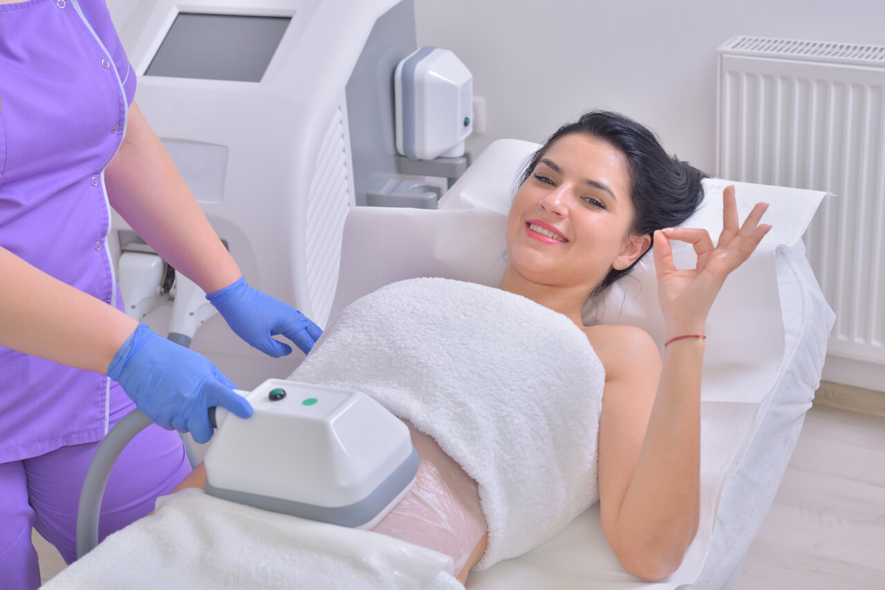 cryolipolysis treatment